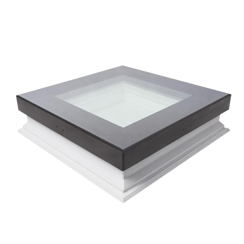 La ventana transitable DXW para cubiertas horizontales