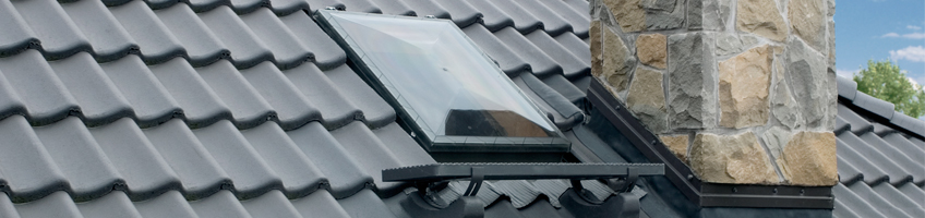 Roof access windows