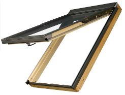 Top hung and pivot window preSelect