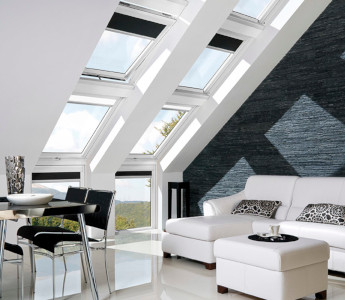 Grupo fakro ventanas de tejado escaleras lucernas fakro - Ventanas de buhardilla ...
